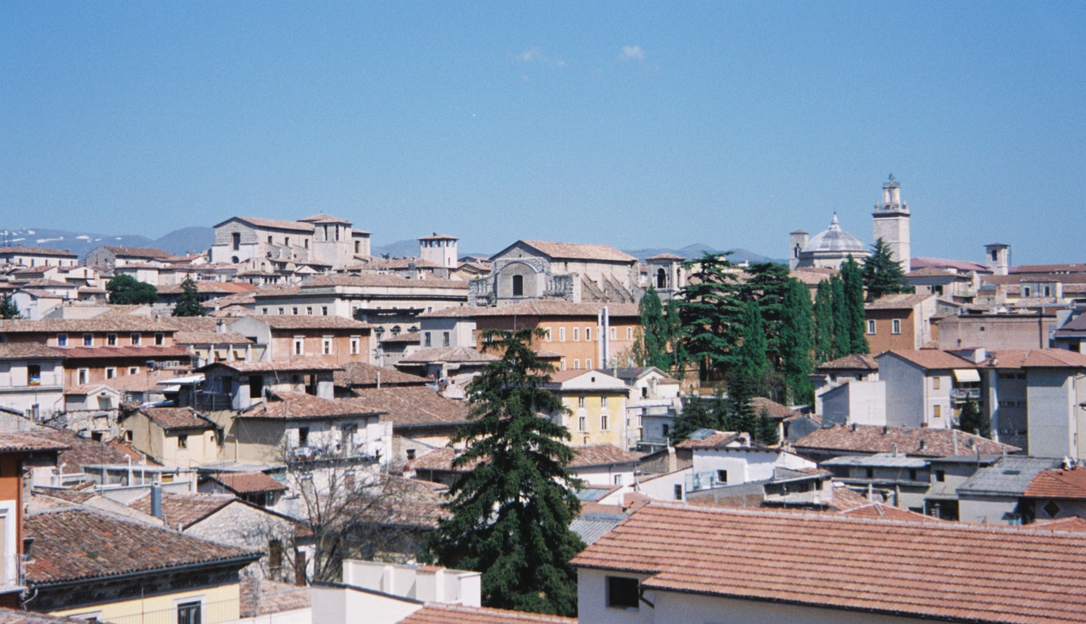 Pictures Of L Aquila Italy In 2003