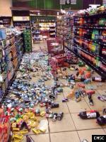 Earthquake: Managua Nicaragua,  April 2014