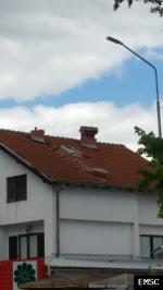 Earthquake: Kavadartsi Macedonia (FYROM),  July 2017